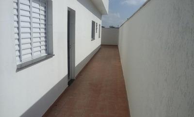 Casa Geminada Itanhaem Pronta Para Sobrado Cod: 038