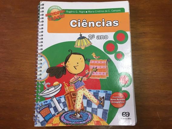 Livro Aprendendo Sempre - Ciências 2º Ano
