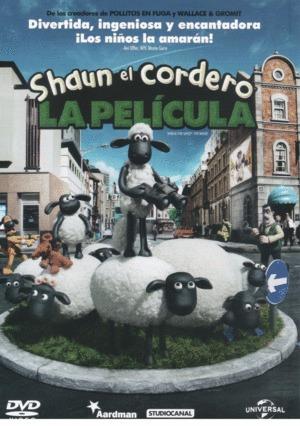 Shaun El Cordero: La Película (dvd)