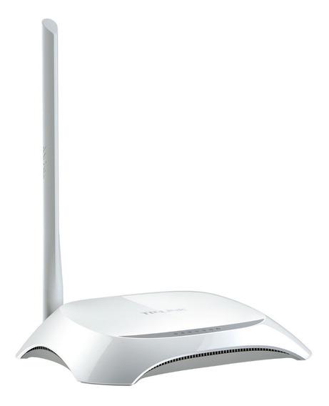 Roteador Wifi Tp-link Tl-wr 720n 150mbps Com Caixa R$ 70 Av