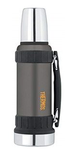 Termo Thermos 1,2 Litros Acero Inoxidable Work Bottle Camping Ml Full