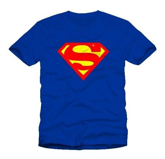 Playera Superman Bebé Niño Marvel Clark Kent