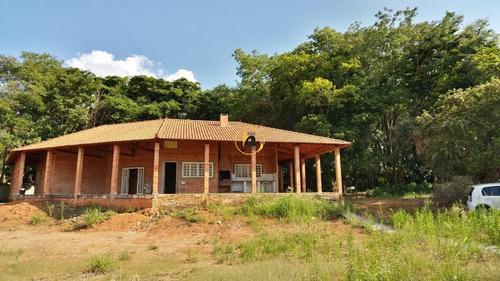 Chácara Com 4 Quartos Para Comprar No Zona Rural Em Aguanil/mg - Bim723