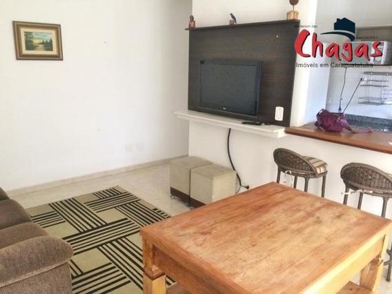 Aconchegante, Seu Novo Apartamento Em Caraguatatuba - 1448