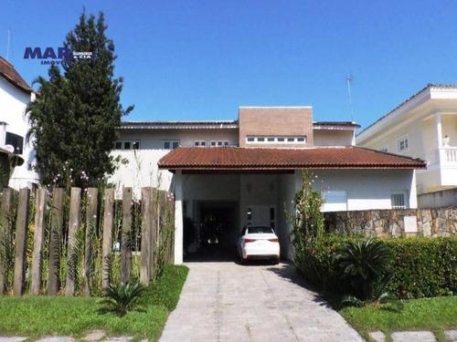 Casa Residencial À Venda, Acapulco, Guarujá - . - Ca0037