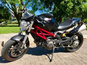 Ducati Monster 796 Abs -gomas Nuevas Y Servicio Recien Hecho