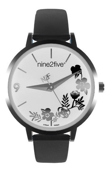 Set De Reloj Y Pulseras Para Mujer Nine2five Afw19setb15ngbl