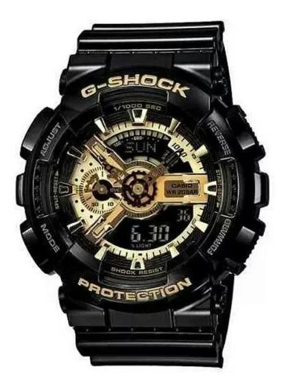 Relógio Casio G-shock (original) Dourado Modelo Ga-110gb
