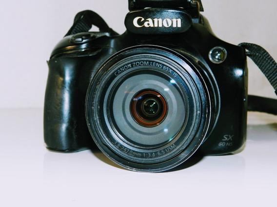Camera Canon Full Hd Sx60 Hs 65x Powershot Sx 60 Arquivo Raw