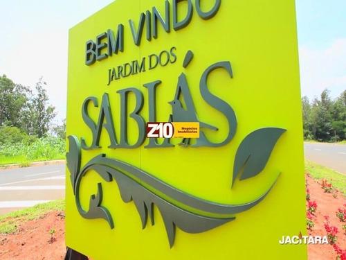Imagem 1 de 3 de Te06180 - At. 242,31m² - Excelente Terreno Com Ótima Topografia - Parque Residencial Sabiás - Z10 Imoveis - Te06180 - 68862552