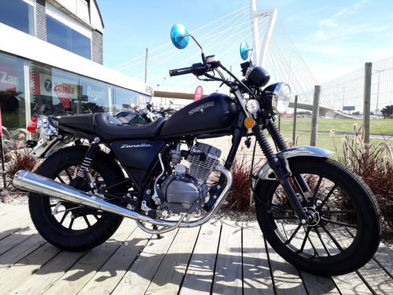 Moto Zanella Patagonian Eagle + Regalos!