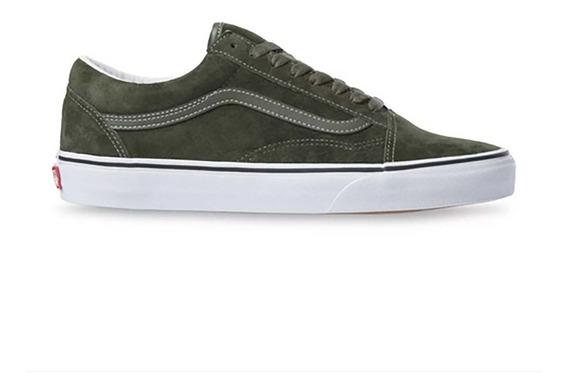 Zapatillas Vans Old School Verdes   MercadoLibre ????