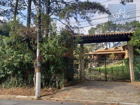 Sobrado Com 3 Dormitórios À Venda, 393 M² Por R$ 2.200.000 - Jardim Medina - Poá/sp - So0159