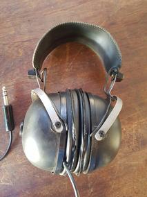 Fone De Ouvido Headphones Magnavoz Ph-100 - Funcionando