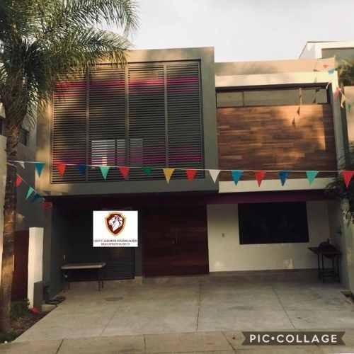 Hermosa Casa En Venta Fraccionamiento Del Pilar Residencial
