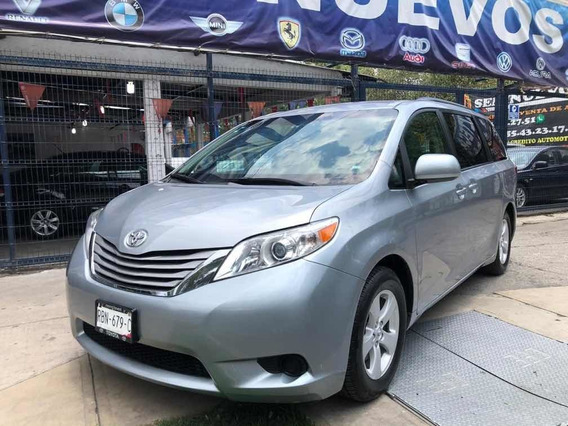 Toyota Sienna 2015 3.5 Le V6 At