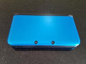 Console Nintendo 3ds Xl Azul - Usado Em Estado De Novo