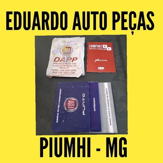 Manual Do Proprietário Fiat Punto Essence 1.6 12/13
