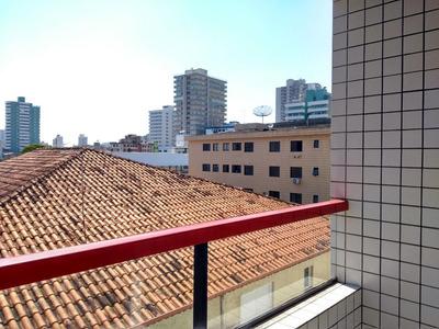 Apartamento Com 1 Dormitório À Venda, 60 M² Por R$ 180.000 - Boqueirão - Praia Grande/sp - Ap2583