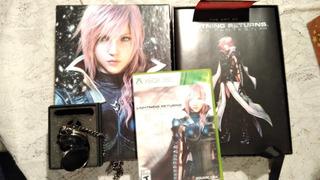 Final Fantasy 13 Lightining Returns Edición Especial Xbox360