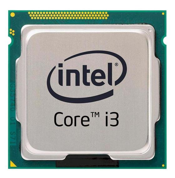 Processador gamer Intel Core i3-4170 BX80646I34170 de 2 núcleos e 3.7GHz de frequência com gráfica integrada