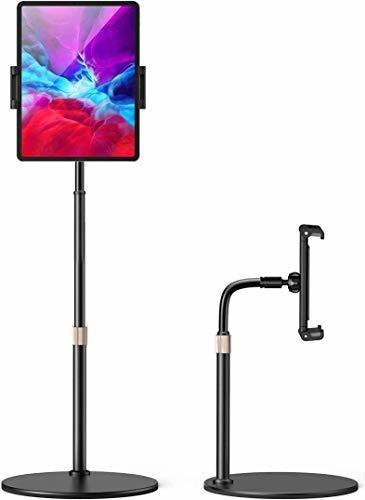 Lisen - Soporte Para Tablet Y Teléfono Ajustable En Altura