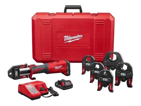 Kit Prensa 1/2 -2 M18 Milwaukee 2673-22