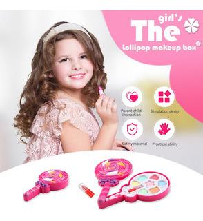 Kit De Maquillaje Para Niñas Para Niños Set De Maquillaje La