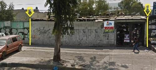 Terreno Comercial En Venta, Sobre La Calzada Ermita Iztapalapa, Uso De Suelo Mixto Hm5, 356 M2