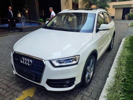 Audi Q3 2.0 Tfsi Ambition 20v 180cv 2015 Blindado