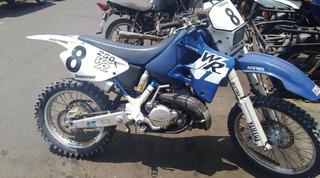 Motocroos Yamaha Dos Tiempos 2004 250
