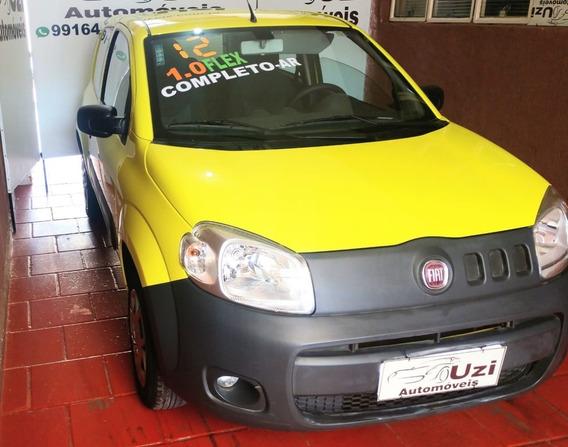 Fiat - Uno Vivace Celebration 1.0 Flex Completo - Ar 2012