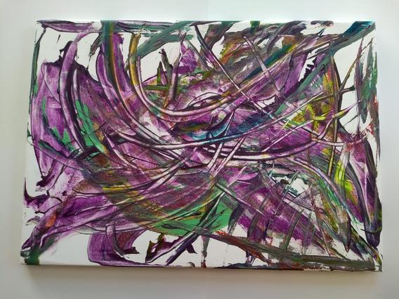 Cuadros Abstracto Moderno Mural Decorativos Arte Artistico