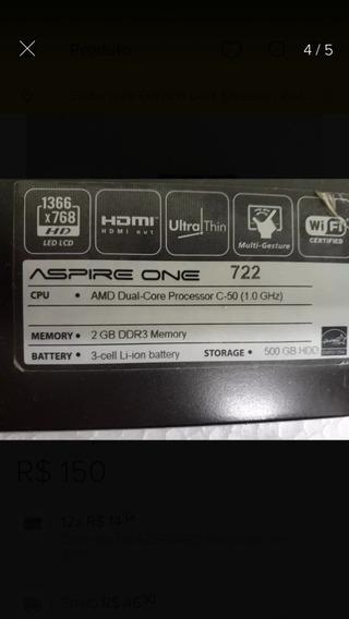 Placa Mãe Net Book Acer Aspire One