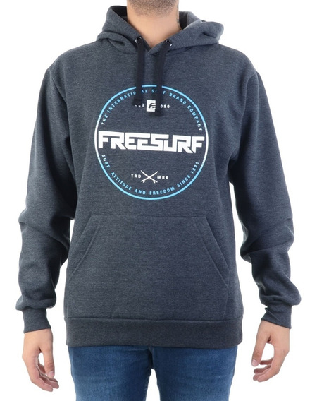 Moletom Freesurf Freedom