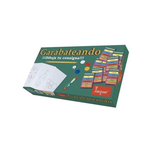 Juego Garabateando Jaque Caja