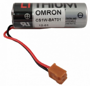 Bateria De Litio 3,6v 2700mah Cs1w-bat01 Omron