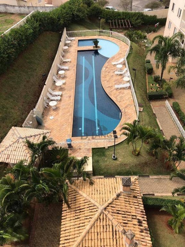 Imagem 1 de 27 de Apartamento Para Alugar, 85 M² Por R$ 1.800,00/mês - Parque Brasília - Campinas/sp - Ap19696