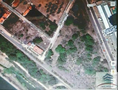 Imagem 1 de 6 de Terrenos A Venda Em Ponta Negra