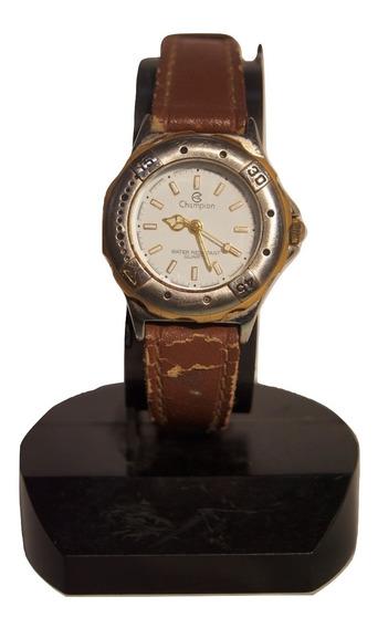Antigo Relógio De Pulso Champion