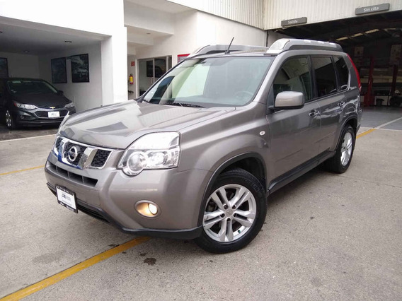 Nissan X Trail 2013 5p Advance Slx Aut Piel Cvt