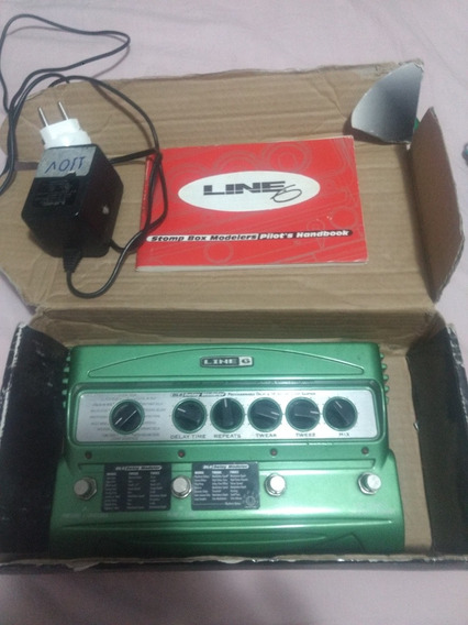 Pedal Line6 , Dl4 Delay