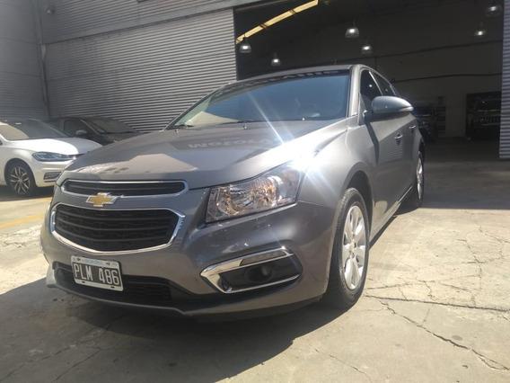 Chevrolet Cruze Lt 4p Mt Excelente Estado