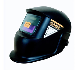 Mascara De Solda Automatica Auto Escurecimento Msl-3500 Lynu