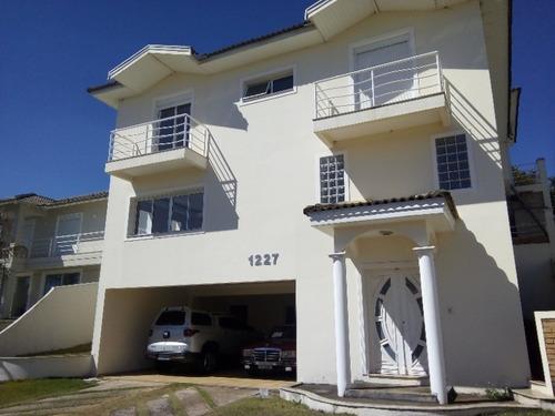 Casa, Terras De São Carlos, Jundiaí - Ca08740 - 32804654
