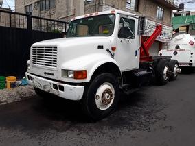 International 4900 Camion Para Grua, Volteo O Quinta