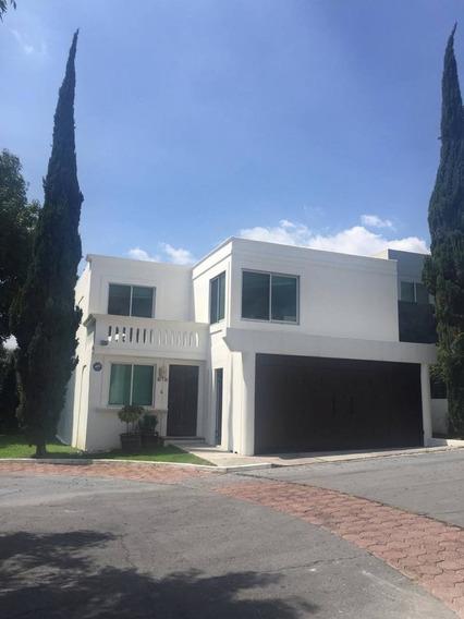 Casa En Renta Loma, La Cañada