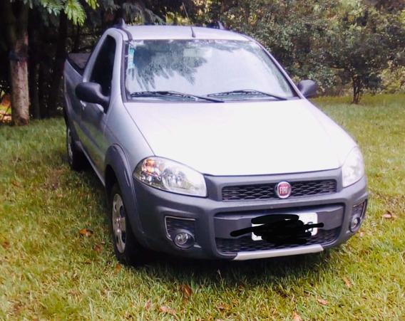 Fiat Strada 1.4 Hard Working Ce Flex 2p 2017