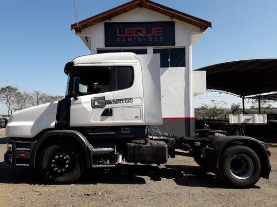 Scania T124 360 4x2 Ano 1999