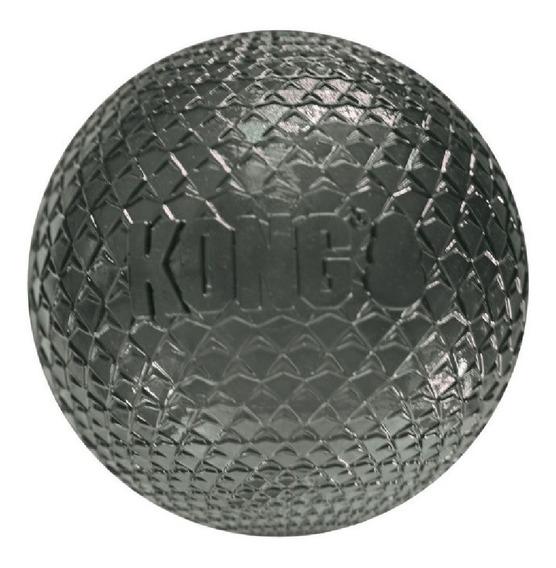 Brinquedo Bola Apito Cães Kong Duramax Ball Small Pequeno